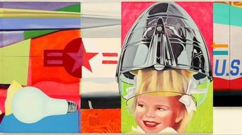 "Curator's Choice: James Rosenquist ""F-111"""