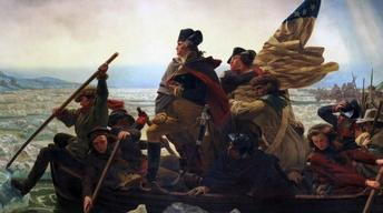 Curator's Choice: Washington Crossing the Delaware