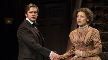 The Heiress, Dan Stevens: NYC-ARTS | Profile