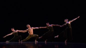 Profile: Paul Taylor Dance Company in Paris