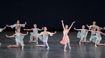 This Week at Lincoln Center: The School of American Ballet