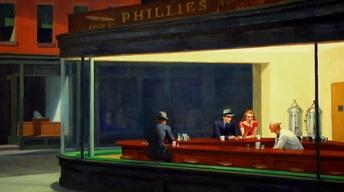Curator's Choice: Hopper Drawing