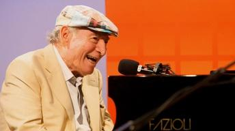 Lincoln Center: Jazz impresario and pianist George Wein