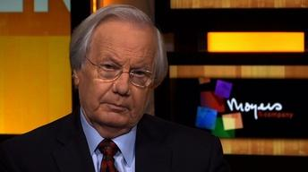 Bill Moyers, one of America's most respected journalists
