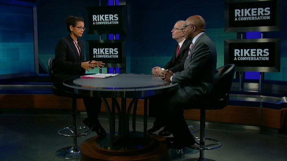 Rikers: A Conversation image