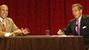 CTL 2011 Plenary Brian Williams and Cory Booker