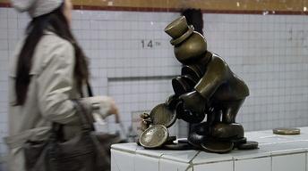 Art Underground: Tom Otterness