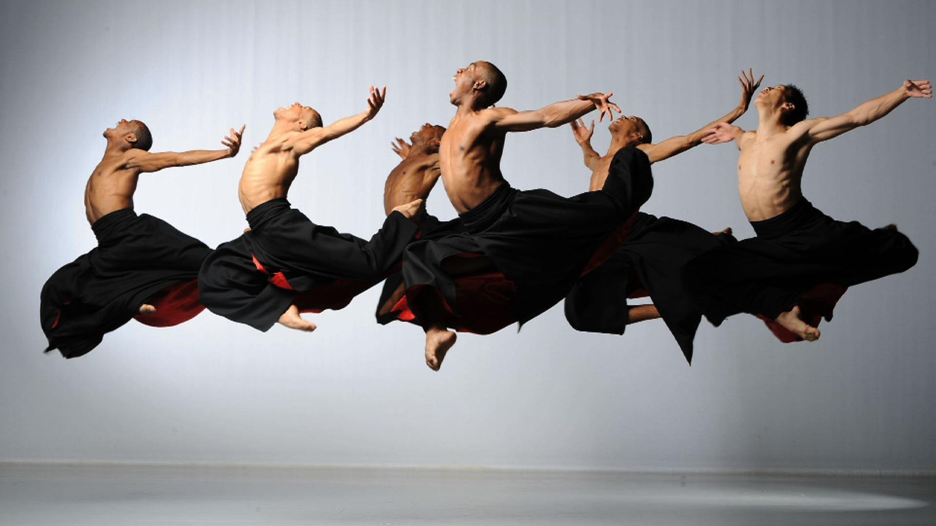 """ailey men Members of the alvin ailey american dance theater discuss """"revelations"""" as they prepare to celebrate the dance's 50th anniversary."""