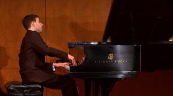 Avery Fisher Career Grant Winner: Benjamin Hochman