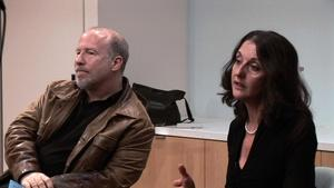 Bodies on the Line: Claudia Bernardi and Mark Danner