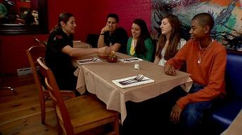 Get the Math: Math in Restaurants: See how the teams solved