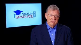 Jeff Greenfield for American Graduate Day 2013