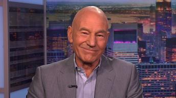 Patrick Stewart for American Graduate Day 2013