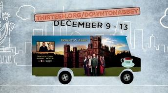 Downton Abbey Tea Truck