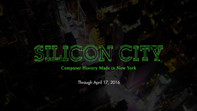 Silicon City: Computer History Made in NY