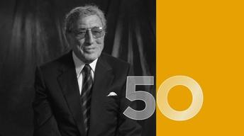 Happy Anniversary THIRTEEN: Tony Bennett