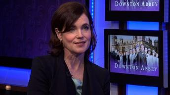 Interview w/ Downton Abbey Star Elizabeth McGovern