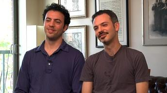 We Are The Knights: Paula Zahn interviews Colin and Eric...