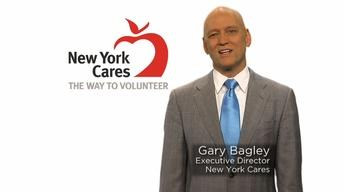 National Volunteer Week: New York Cares