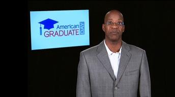 Edwin Moses for American Graduate Day 2013