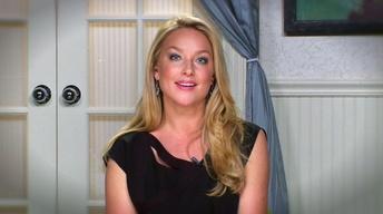Elisabeth Rohm for American Graduate Day 2013