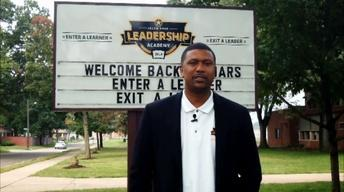 Jalen Rose for American Graduate Day 2013