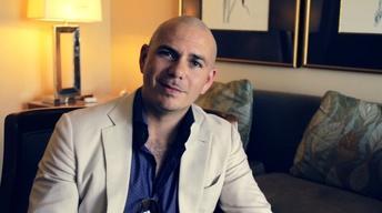 Pitbull for American Graduate Day 2013