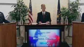 Second 2011 Mayoral Debate
