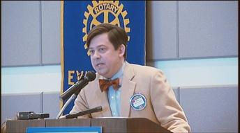 Regional Voices 2014: Matt Rowe 03/04/14