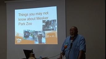 Regional Voices: Amos Morris, Mesker Park Zoo