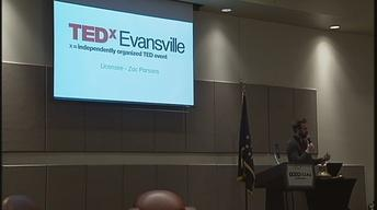 Regional Voices: Zac Parsons, Tedx Evansville