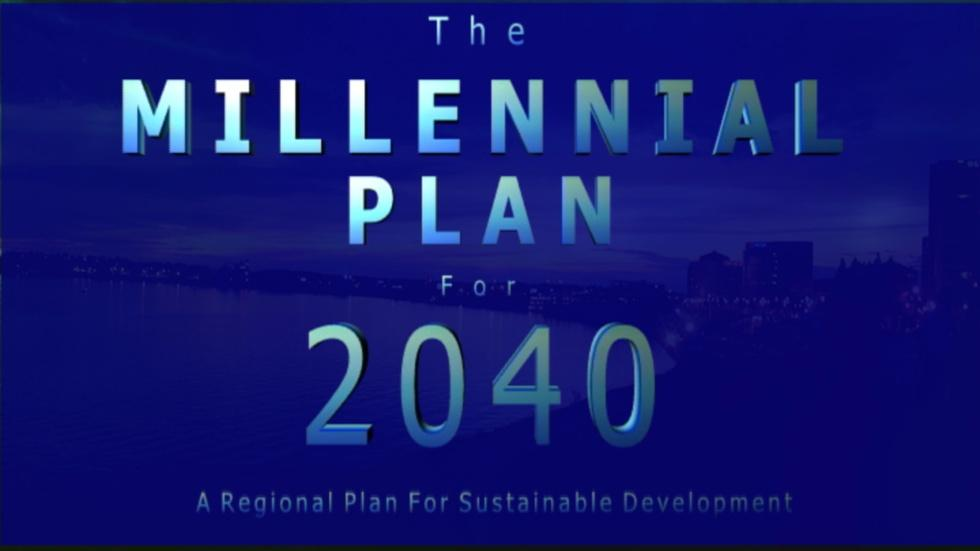 Millennial Plan For 2040 image