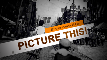 Picture This! Evansville - River Freeze & 1937 Flood