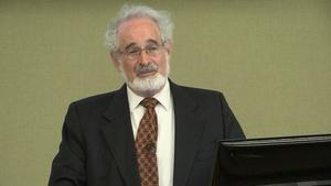 E-cigarettes: A presentation by Dr. Stanton Glantz