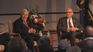 Civility in Politics: Richard Lugar and Lee Hamilton