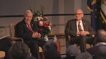 Civility in Politics: Richard Lugar and Lee Hamilton