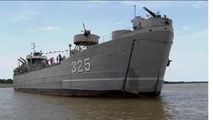 LST-325: History on the Riverfront