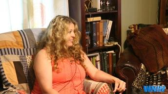 Sergeant Sally Saalman-Mosby Receives Hometown Support