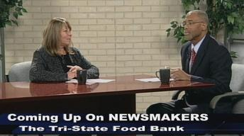 The Tri-State Food Bank feeds area hungry