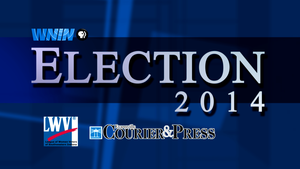 Vanderburgh County Commission District 2 - Election 2014