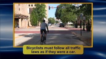 Life in the Safe Lane: Bicycle Safety PSA