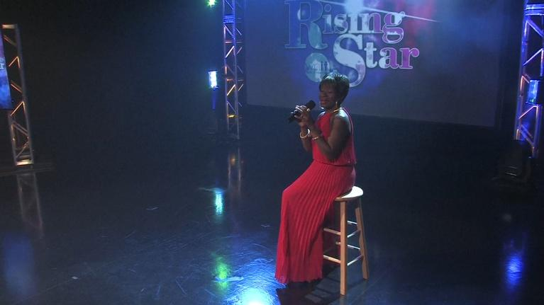 """Michiana's Rising Star: """"The Living Proof"""" by Janet Hines-Norris"""