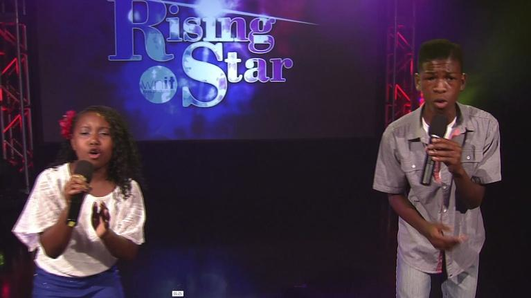 """Michiana's Rising Star: """"Guide My Feet"""" by Kendra and Jalen"""