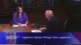 Michigan Legislature Update