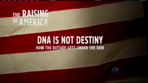 DNA Is Not Destiny - Local