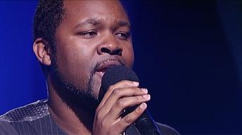Rising Star: You Raise Me Up (Brandon Williams)