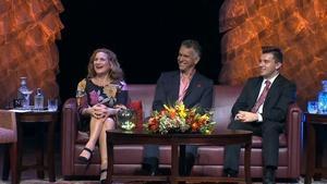 Brian Stokes Mitchell, Ana Gasteyer & Lucas DeBard - Full