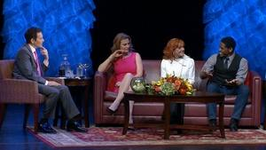 Andrea McArdle, Jared Grimes, Rachel York, and Julia Goodwin