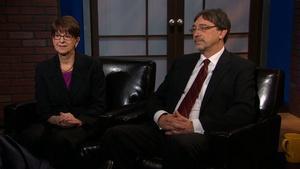Elaine Katz & John Deluca; Mimi Feliciano; Dr. Thomas Bernik