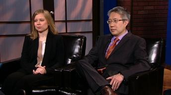 CUC: Dr. Robi Ludwig; Dr. Jyung and Dr. Raia; Jim Kirkos